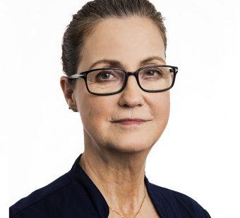 Katrin Jonsdottir sjukraliði blodaka